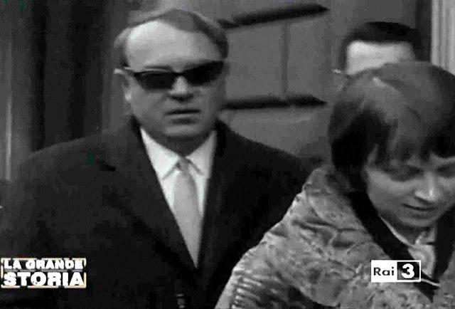 A visita do genro do chefe supremo do comunismo marcou época na virada da Santa Sé rumo à Rússia