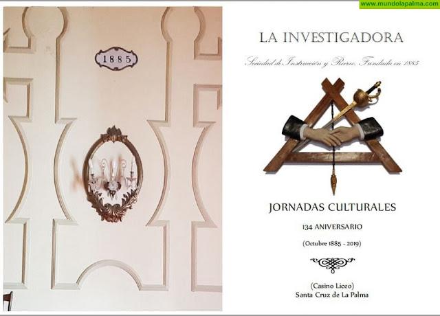 """Jornadas culturales, por el 134 aniversario de """"La Investigadora"""" fundada en 1.885"""