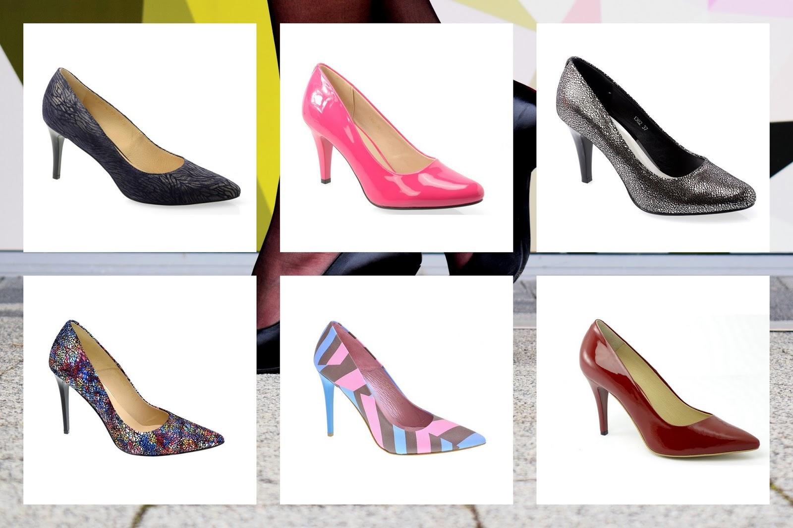Jakie buty wybrać na wiosnę?