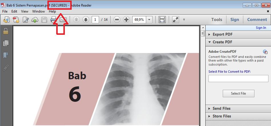 Cara Mudah Menyalin Teks PDF Yang Di Proteksi - Grivas Periklis