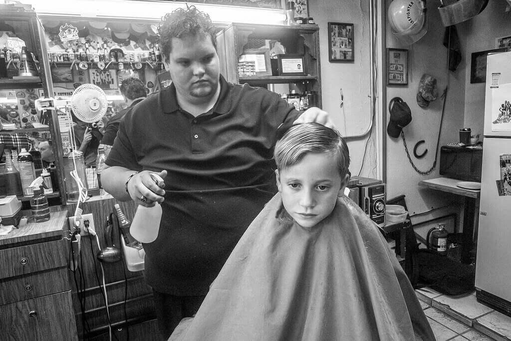 перукарня