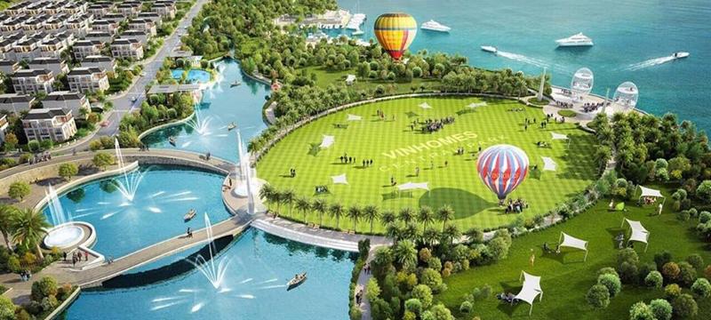 Tổng quan dự án Vinhomes Central Park