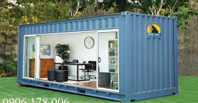 bán container văn phòng giá rẻ chất lượng