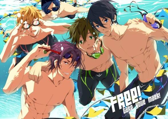 Download Free! ( Iwatobi Swim Club ) BD Sub Indo : Episode 1-12 END   Anime Loker