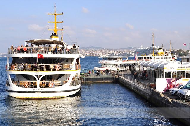 ► ESTAMBUL, una ciudad mágica que enamora.