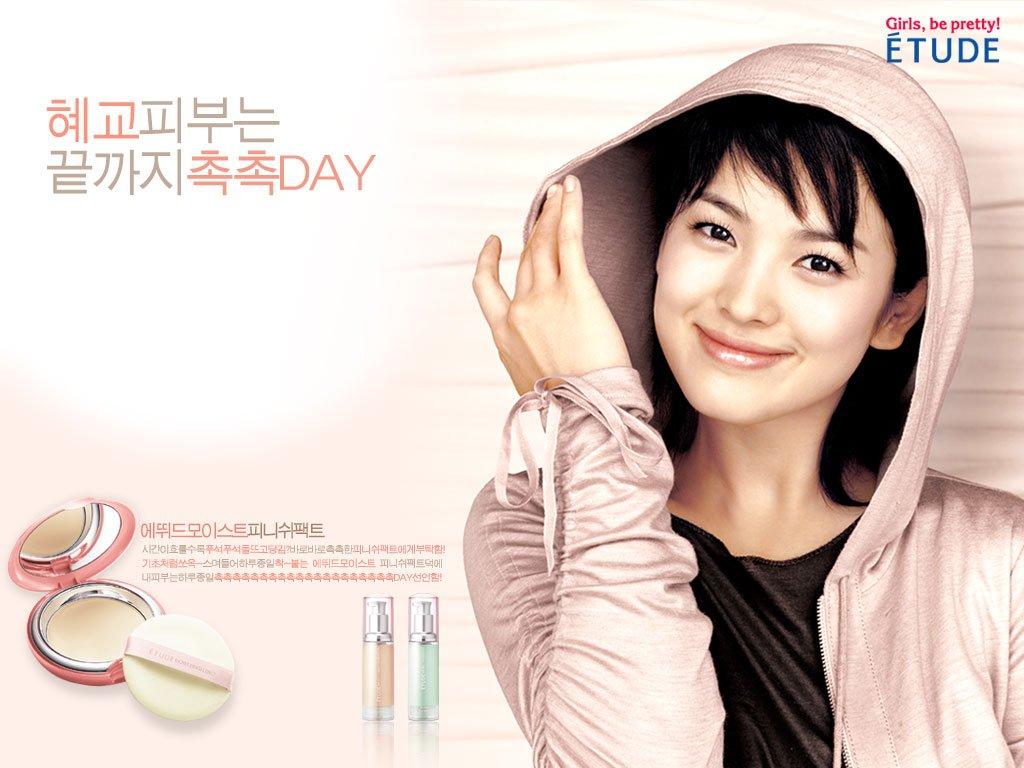 Contek Metode Diet Sehat ala Song Hye Kyo