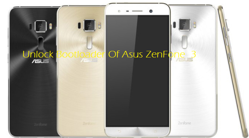 How To Unlock Bootloader Asus ZenFone 3 (Very Easy