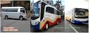 Tarif Sewa Bus Pariwisata Medan