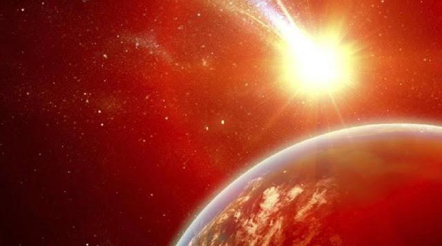 Sebuah asteroid akan melewati Bumi malam sebelum Natal