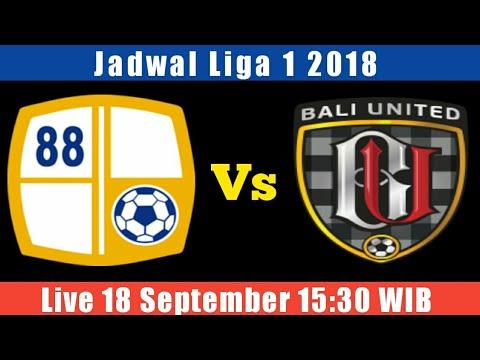 Prediksi Indonesia Gojek Liga 1 Barito Putera vs Bali United 18 September 2018 Pukul 15.30 WIB Live TV One