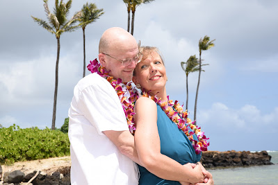 Married in Hawaii
