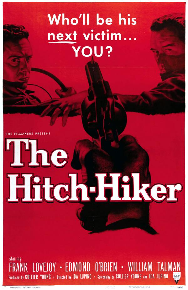 WiHM: Ida Lupino's The Hitch-Hiker