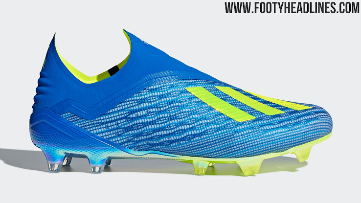 newest eccc0 09182 Unleash Speed - First 2 All-New Next-Gen Adidas X 18 Boot ...