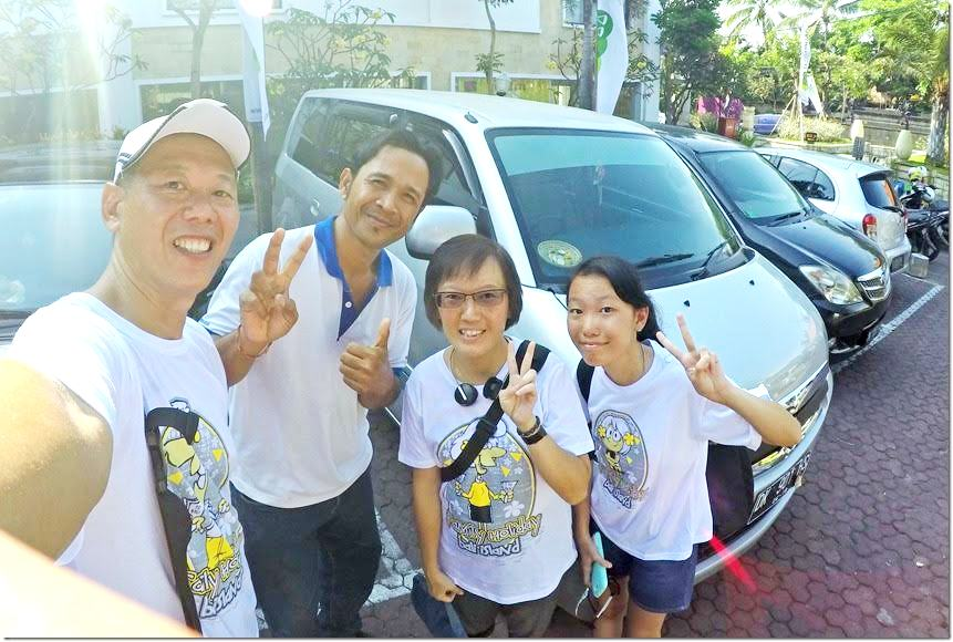 Sheryl Yee (Singapore) - Review, Suggestions, Recommendations, Sorga Bali Tours
