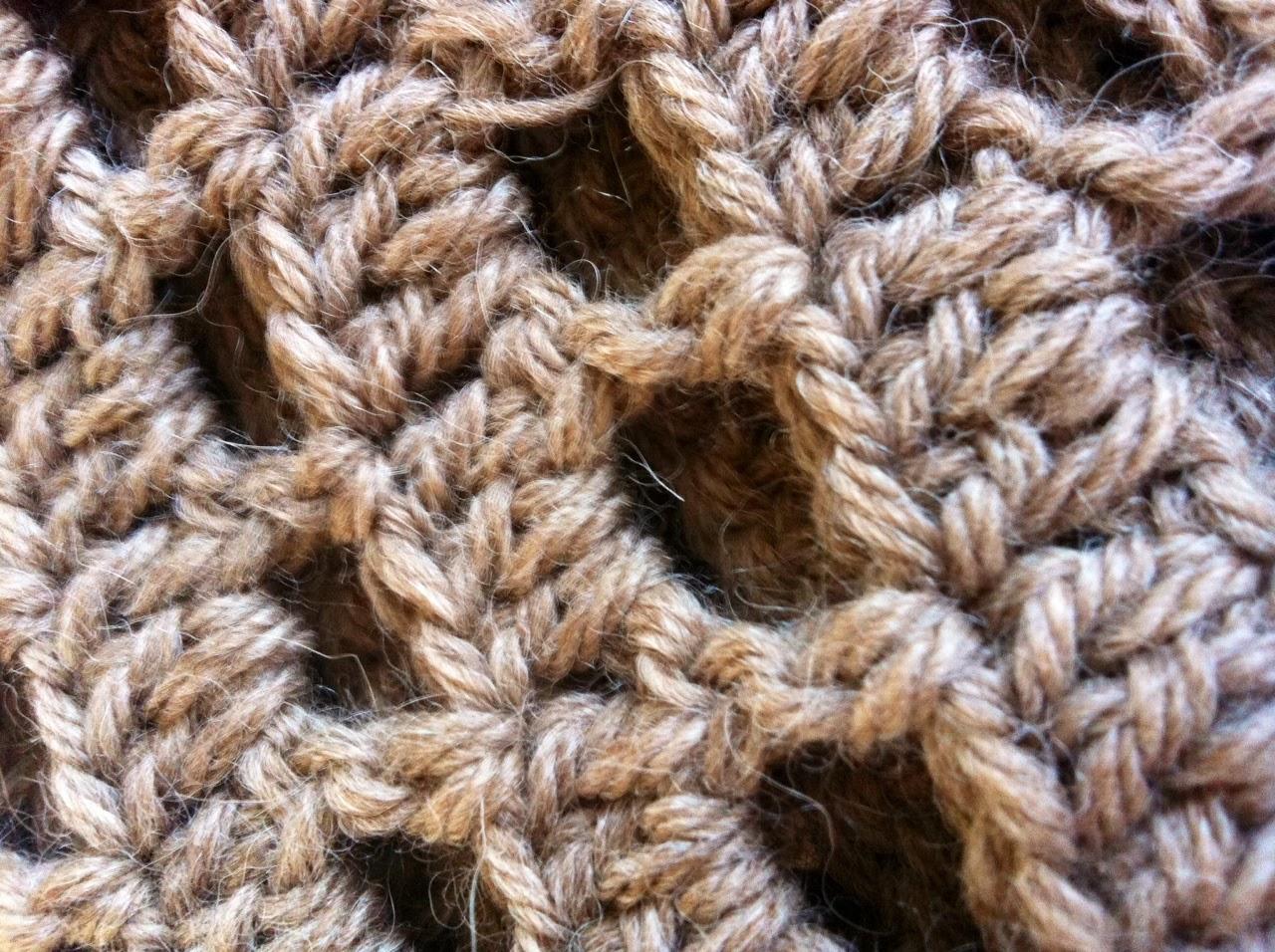 Het Is Een Filet Gehaakte Sjaal Happy Handmade Living