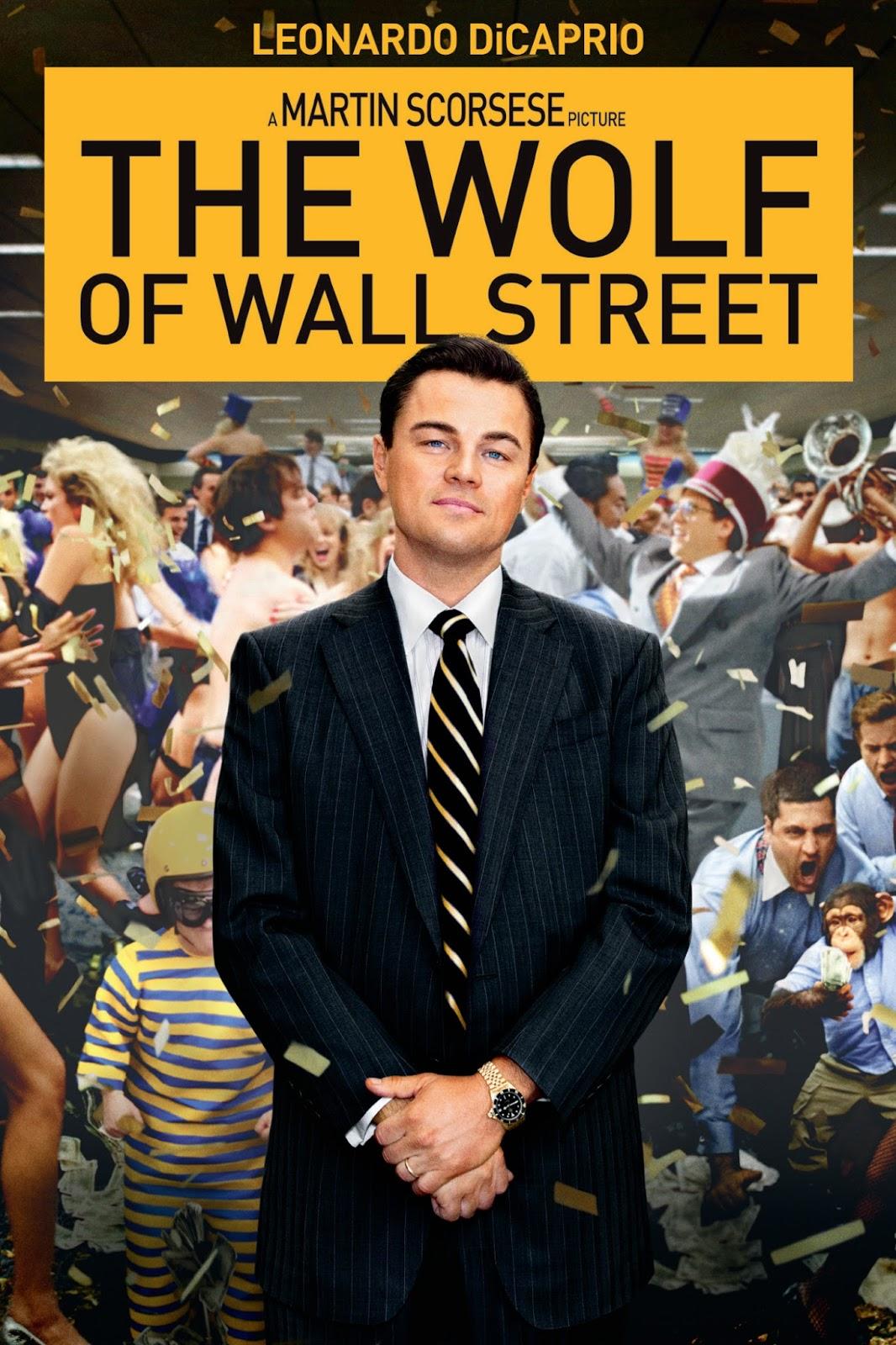 Cinepipoca: O Lobo de Wall Street - Além das Páginas