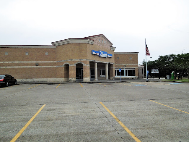 United States Post Office at 4110 Almeda Rd Houston, TX 77004