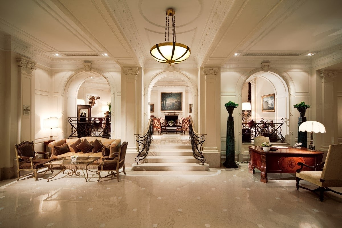Passion For Luxury  Luxurious Hotel Eden  Rome Italy