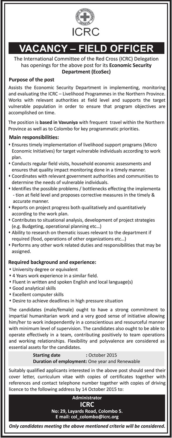 Cover Letter Humanitarian Work] residential child care ...