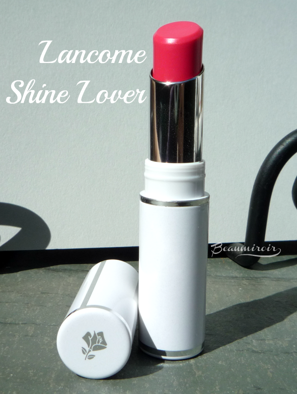 Lancome Shine Lover Vibrant Shine Lipstick French Sourire #340