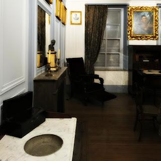 Quarto de San Martín em Paris - Museo Historico Nacional, Buenos Aires