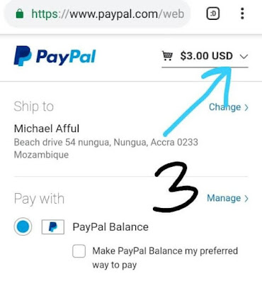 Earn 3$ PayPal For Each Direct Signup – Earn Money Online