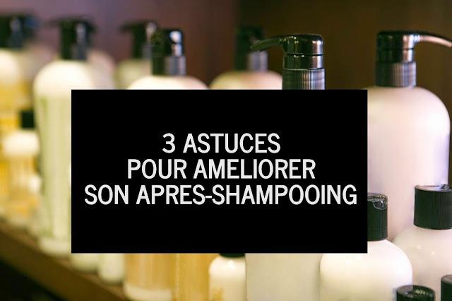 blog afro - 3 Astuces pour améliorer son après-shampooing
