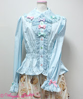 Mintyfrills kawaii cute sweet pastel dress