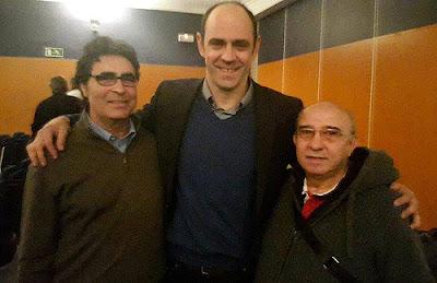 Balonmano Aranjuez - José Javier Hombrados
