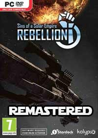 Descargar Sins of a Solar Empire Rebellion Remastered pc full no español mega.