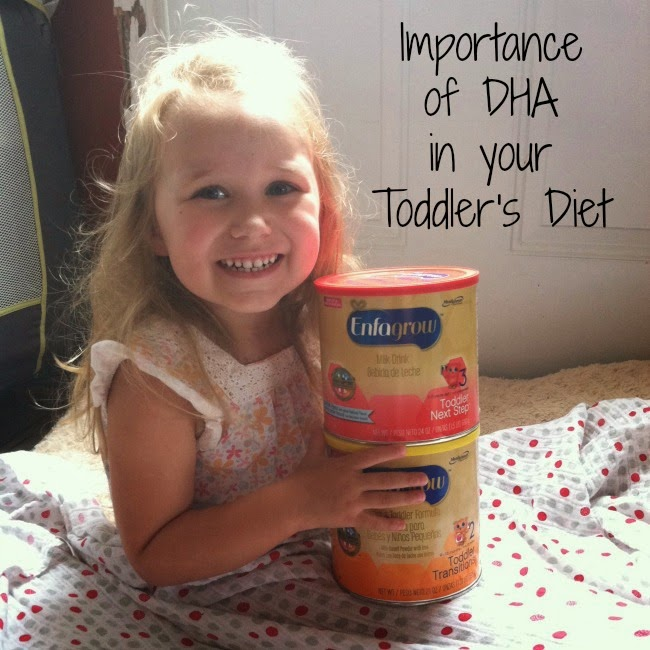 Importance of DHA in Your Toddler's Diet