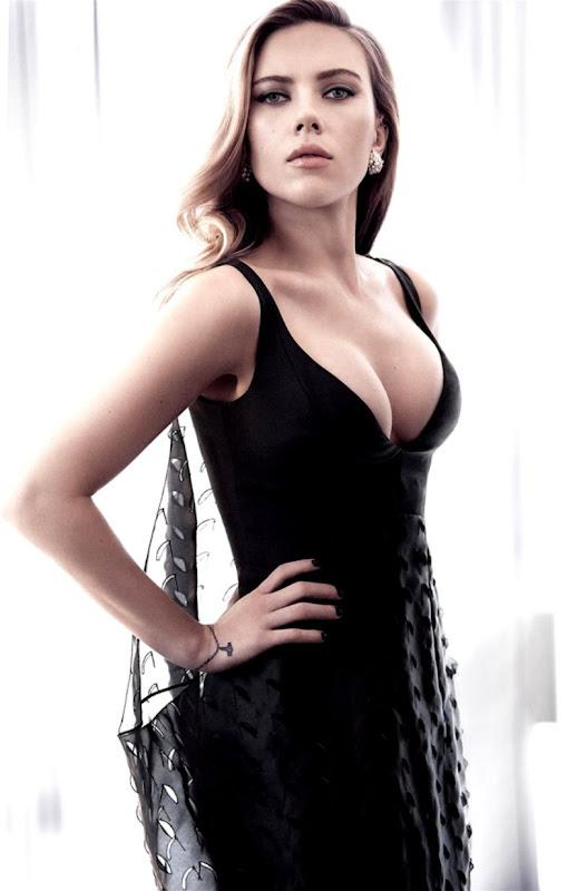 Scarlett Johansson Photoshoot Wallpaper Pack Wallpapers