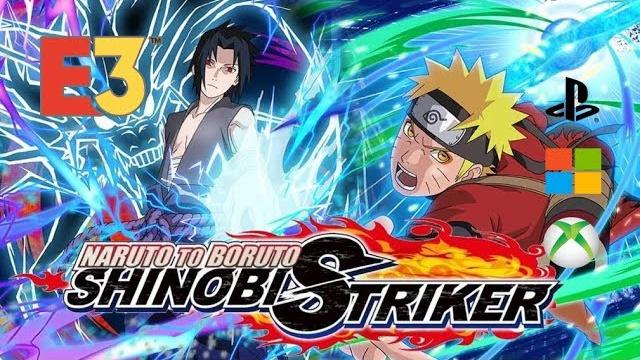 """""""Naruto to Boruto: Shinobi Strikers"""" Hot game đối kháng chiến thuật 2018"""