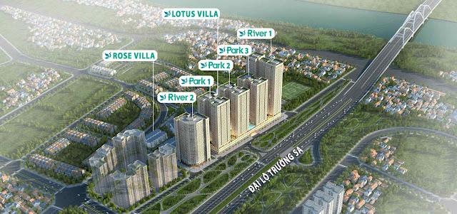 Eurowindow River Park - chung cư nhà ở xã hội (NOXH)