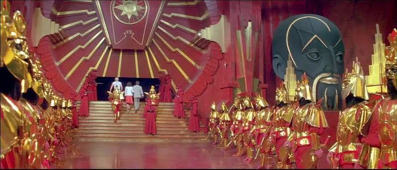 Originally George Lucas was going to make a Flash Gordon movie based on the 1930s serials but couldnu0027t get the rights. He actually had a meeting with King ... & 18 Bizarre Facts About FLASH GORDON 1980 You Didnu0027t Know - The Geek ...