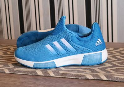 Sepatu Adidas Madoru Boost Women (import) Turkis White