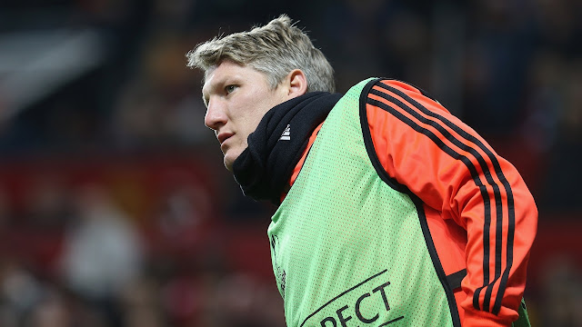 SCHWEINSTEIGER RULED OUT OF GERMANY GAMES