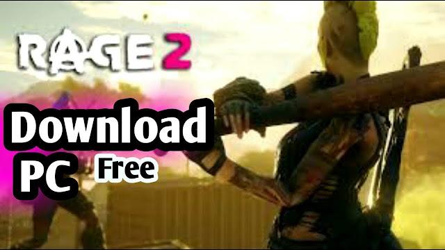 RAGE 2 Free Download (FULL UNLOCKED)