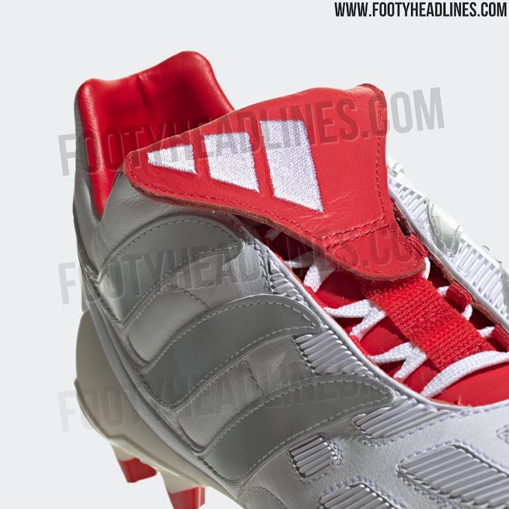 Accesible malta Pagar tributo  Adidas Predator Precision David Beckham 2019 Boots Released - Footy  Headlines