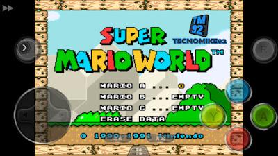 happy chick emulador android super mario world