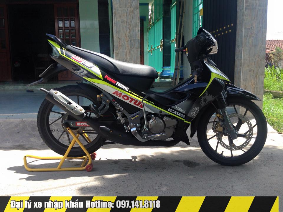 Sự bùng nổ của dòng xe Yamaha 125ZR 2016 tại Việt Nam