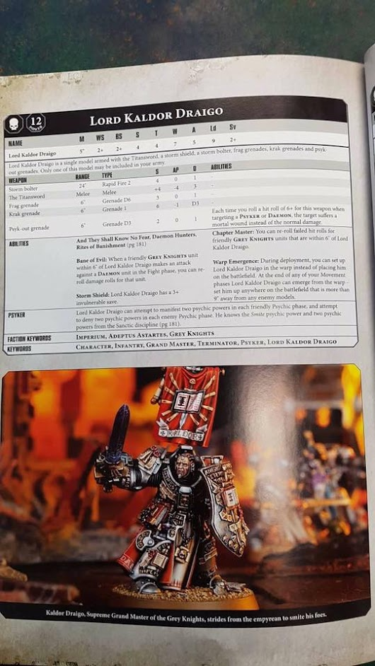 BREAKING NEWS: New Units for Blood Angels, and advice on how to use them
