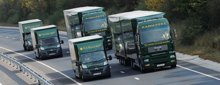 Hamiltons Removals to Switzerland