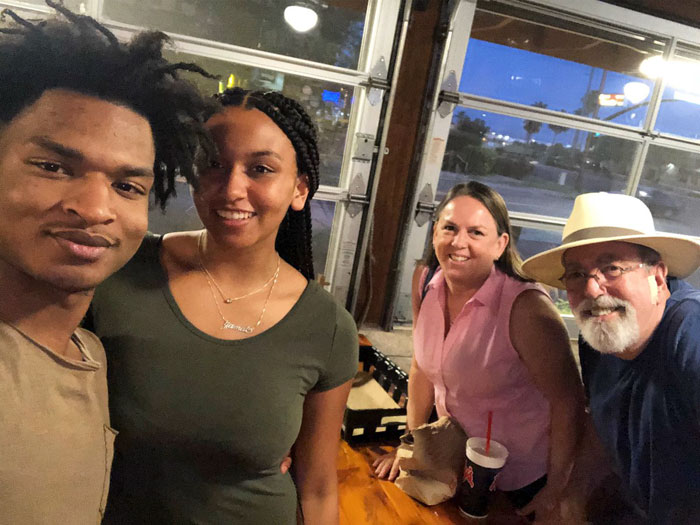 Grandma Accidentally Invited A Stranger Teen To Thanksgiving Three Years Ago, And They've Kept Spending Thanksgiving Together Ever Since