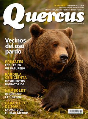 Revista Quercus 391 - Septiembre 2018