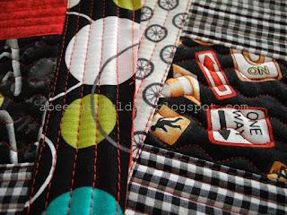 Quilt-As-You-Go Pouch Tutorial - abeeautifulday.blogspot.com