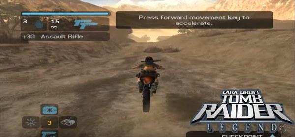 Tomb Raider Legend PC Full Game - Screenshot 1