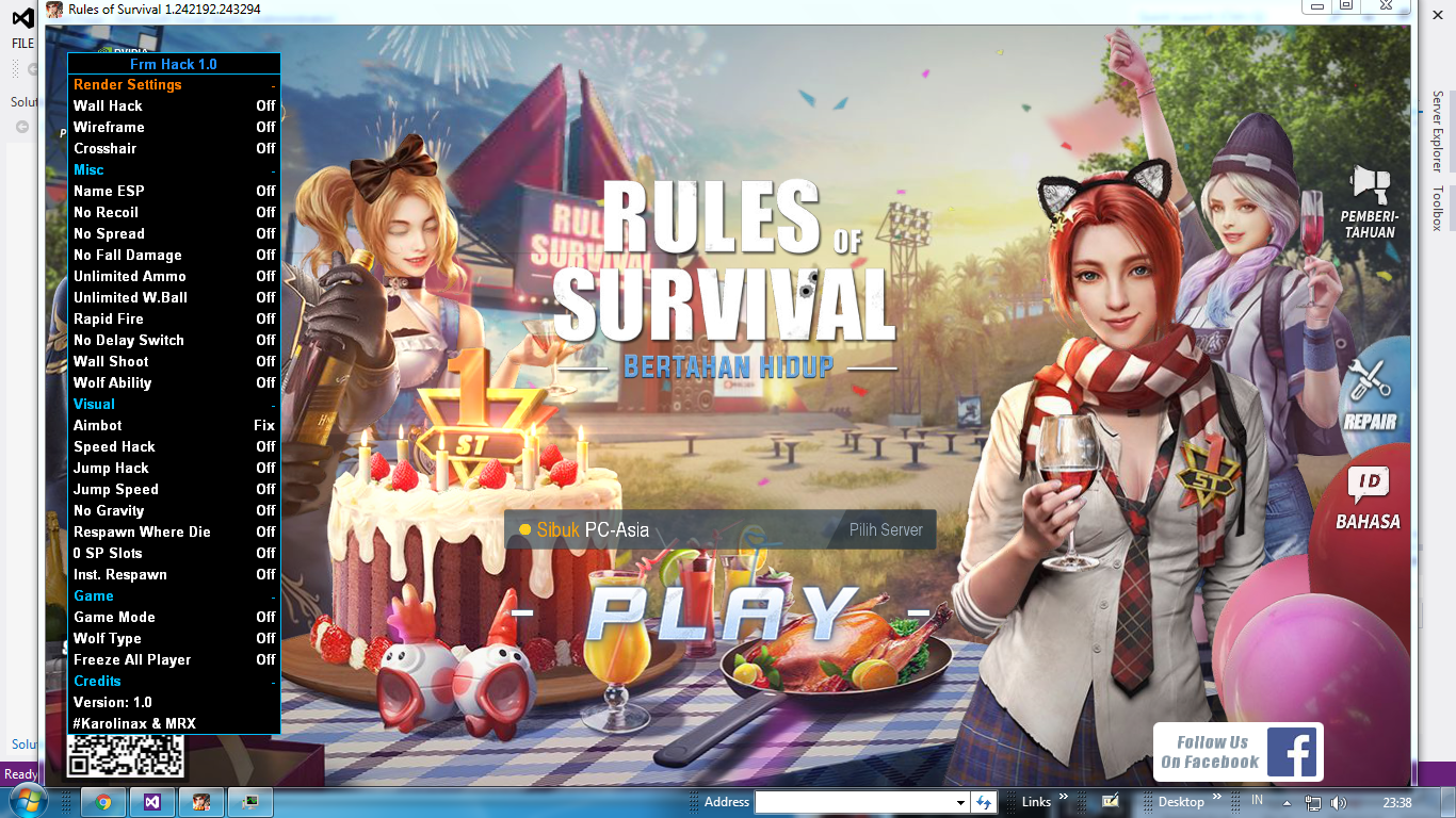 ros cheat 2019 download