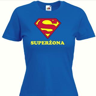Koszulka Superżona