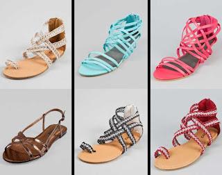 sandalias mujeres